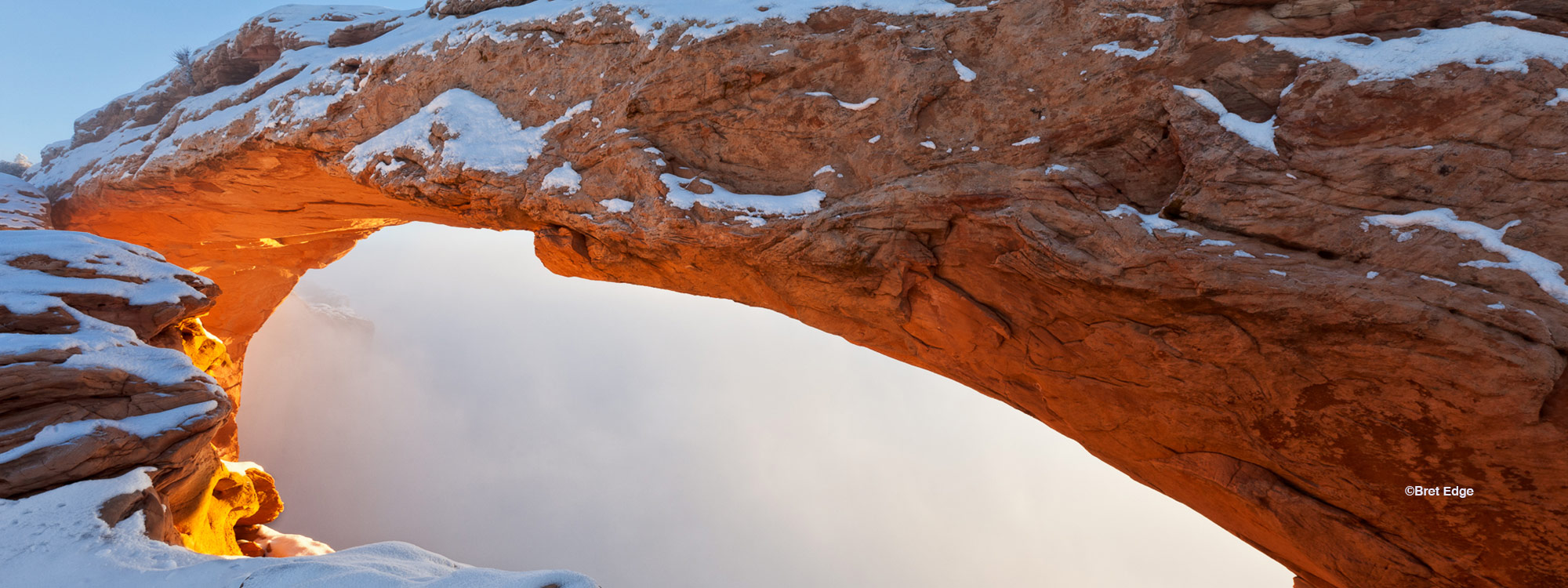 Winter sunset views from the Garden of Eden - Picture of Arches ...