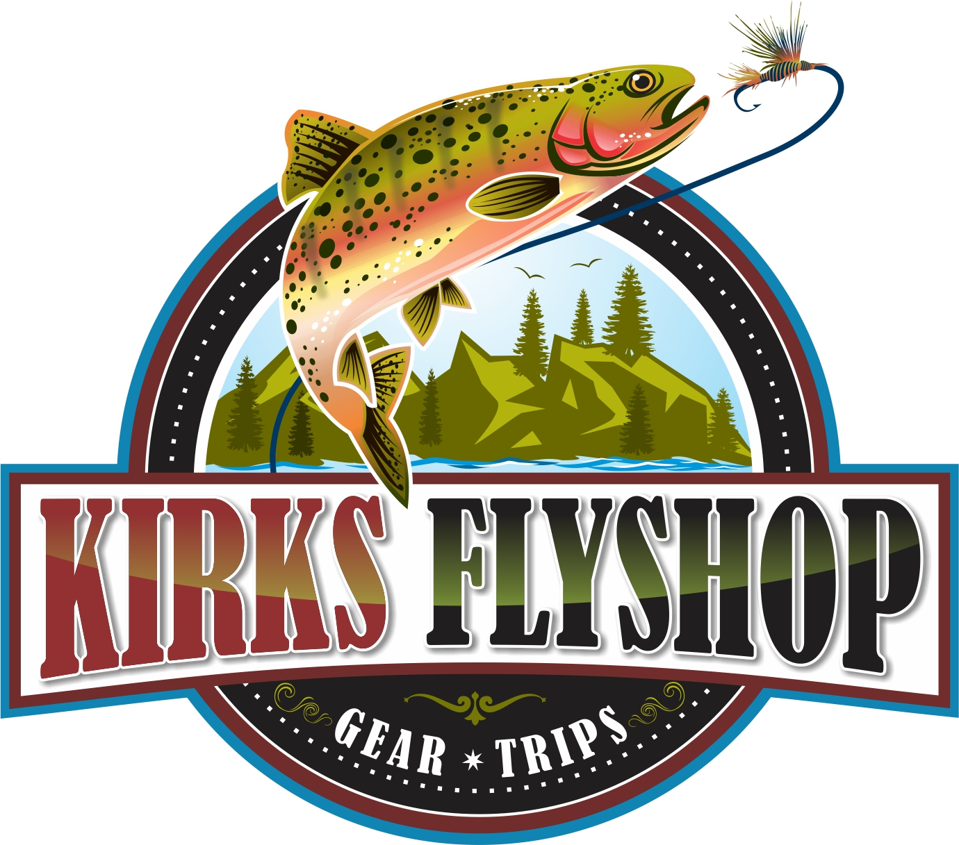 Estes Park Fly Fishing Fly Fishing Colorado Kirks Flyshop