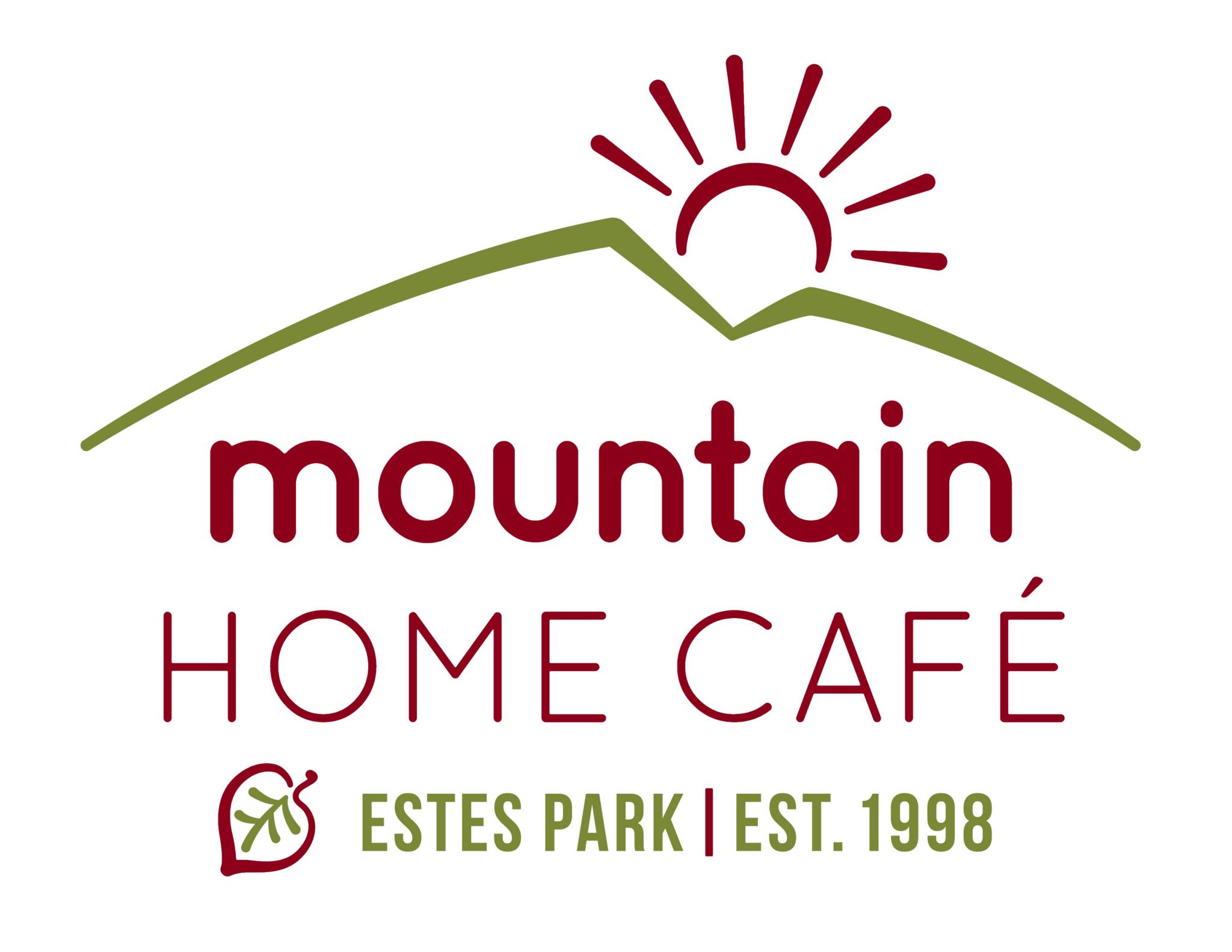 Estes Park Business Directory Mountain Home Cafe Mtnhomecafe Logo