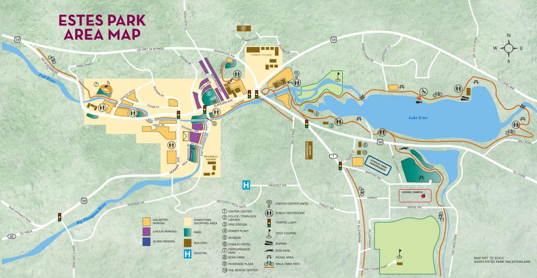 estes park area map lg