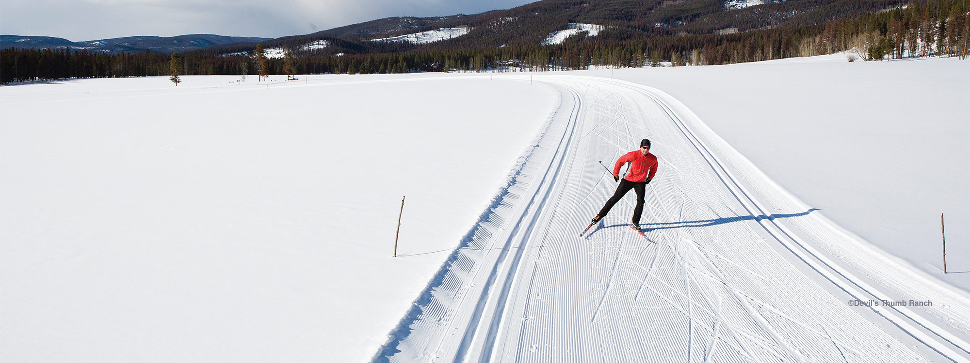 Cross Country Skis Nordic Skis The House Com >> Cross Country And Skate Skiing In Winter Park Grand County